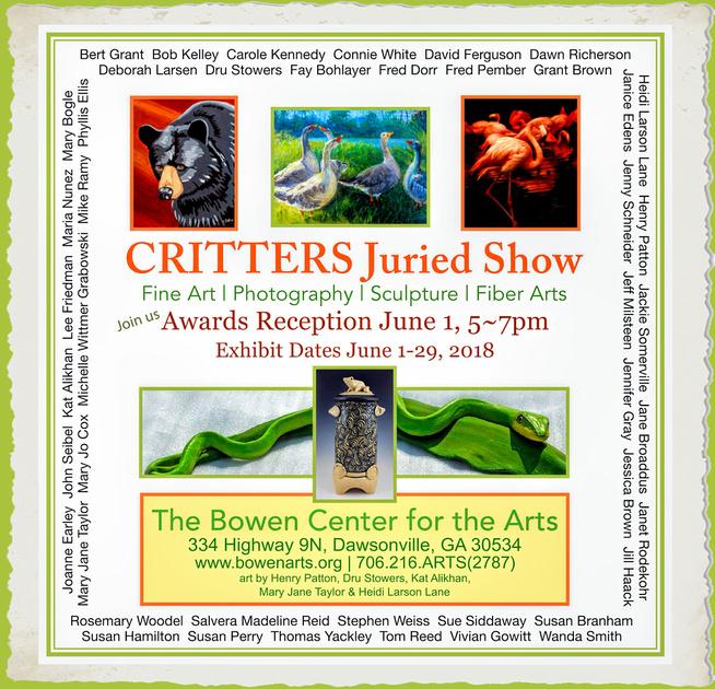 Bowen_Critters Show-2
